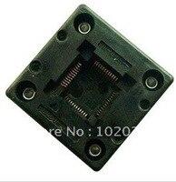 100% NUOVO QFP48 TQFP48 LQFP48 IC Test Presa/Programmatore Adattatore/Zoccolo di Bruciatura (OTQ-48-0.5-01)