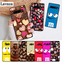 Lavaza chocolates design Silicone Case for Samsung S6 Edge S7 S8 Plus S9 S10 S10e Note 8 9 10 M10 M20 M30 M40