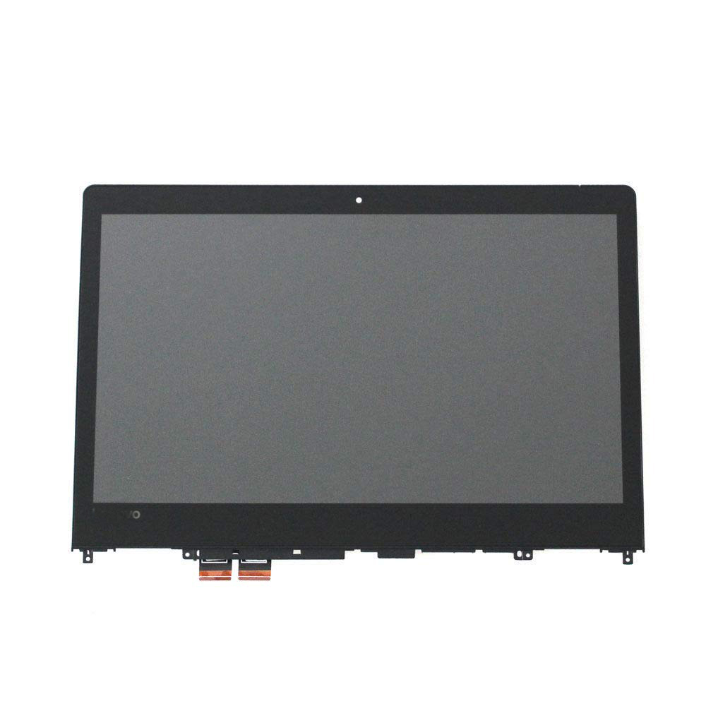 14 FHD 1920x1080 LCD Screen IPS LED Display Touch Digitizer Bezel Frame Assembly for Lenovo yoga