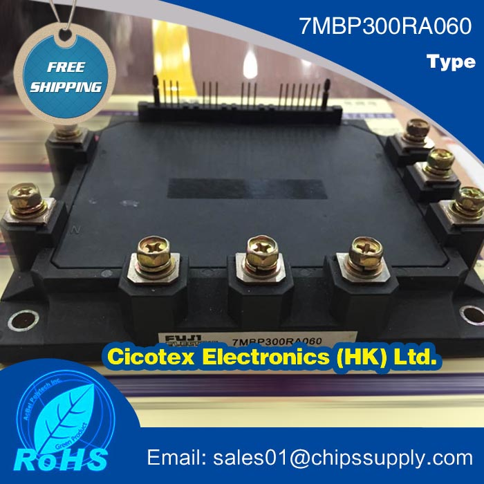7MBP300RA060 модуль IGBT 7MBP300RA-060 300A 600 В