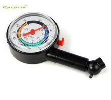 AUTO car-styling 1 pc Tire Pressure Gauge Dial Meter Vehicle Tester Sensor Tire Pressure diagnostic-tool tools for car kit Au 04