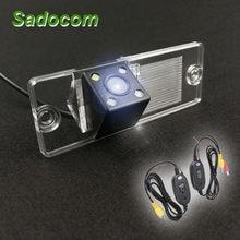 Samochód CCD Night Vision Backup kamera tylna wodoodporna pomoc parkingowa dla Mitsubishi Pajero Zinger L200 V3 V93 V5 V6 V8 V97