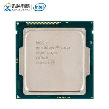 Intel Core i5-4690 настольный процессор i5 4690 Quad-Core 3,5 ГГц 6 Мб L3 Кэш LGA 1150 сервер, используемый для Процессор
