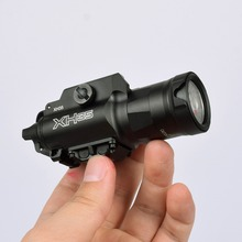 1000 Lumen XH35 X300UH B Arma Luz Ultra Alta Saída Dupla Ajuste de Brilho de Luz Branca LEVOU Tático & Strobe Branco luz