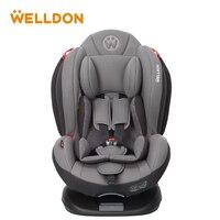 Welldon 0-6 anos bebê assento de carro da segurança da criança cadeira de automóvel crianças assento de proteção do bebê crianças assentos de segurança do carro cadeira