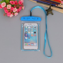Swimming Bags Waterproof Bag with Luminous Underwater Pouch Phone Case For iphone 6 6s 7 8 universal all models 3.5 inch -6