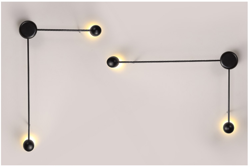 Led In Slaapkamer : Moderne led schlafzimmer wand lampe licht designer korridor lampen