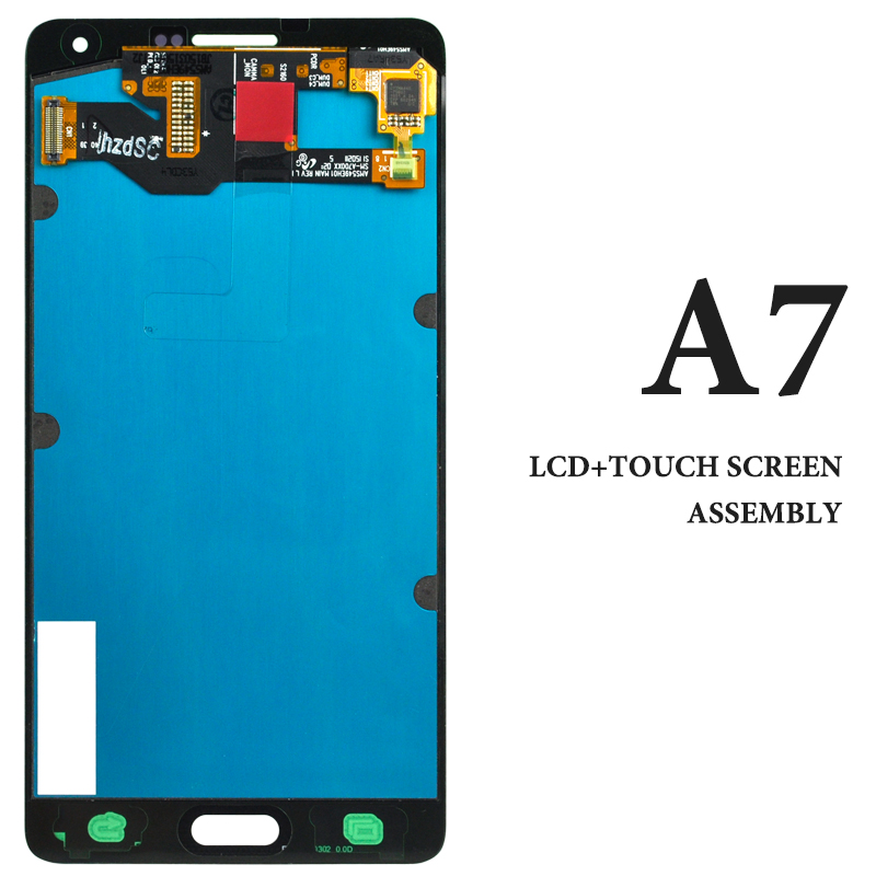 Phone Replacement Screen For Samsung Glaxy A7 2015 LCD Display OLED A700 A700F A700H Black White Gold Panel Assembly Spare PartPhone Replacement Screen For Samsung Glaxy A7 2015 LCD Display OLED A700 A700F A700H Black White Gold Panel Assembly Spare Part
