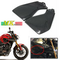 Free shipping for Yamaha MT09 FZ09  2014 2015 2016 Side Panels REAL CARBON FIBER NEW The side shell  Carbon 2pcs