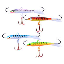 4Pc Fishing Lure Flexible Artificial Life-like Fishing Tackle Tool for Walleye Bass(China)