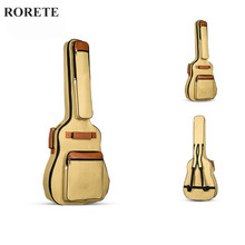 RORETE High quality waterproof thicken guitar bag 41 inch double-shoulder electric guitar bass 39inch classical guitar parts