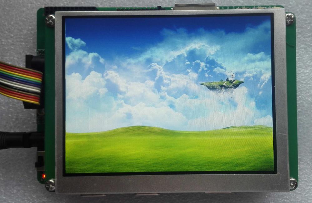 5.6 inch TFT color LCD screen \ \ 640 * 480 LCD module module