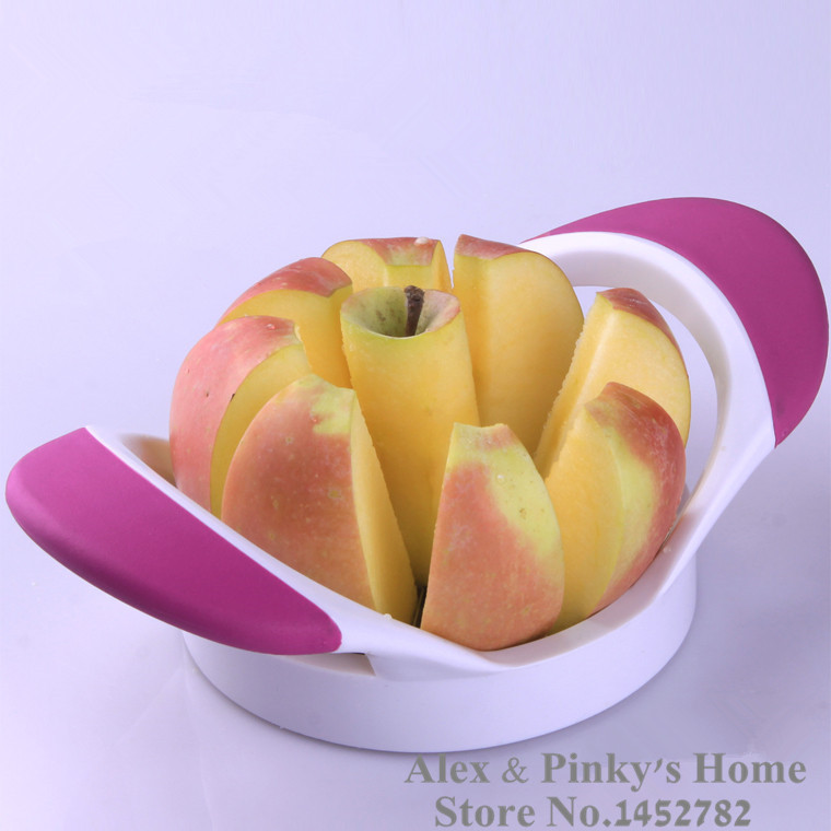 Large Stainless Steel Cut Fruit Device Apple Slicer Cut Fruit Slicer Kitchen Tools Fruit Cutter