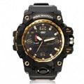 Sport Super Cool Men's Quartz Digital Watch Men Watches RGA Luxury Brand LED Military Waterproof Wristwatches Sports Watches