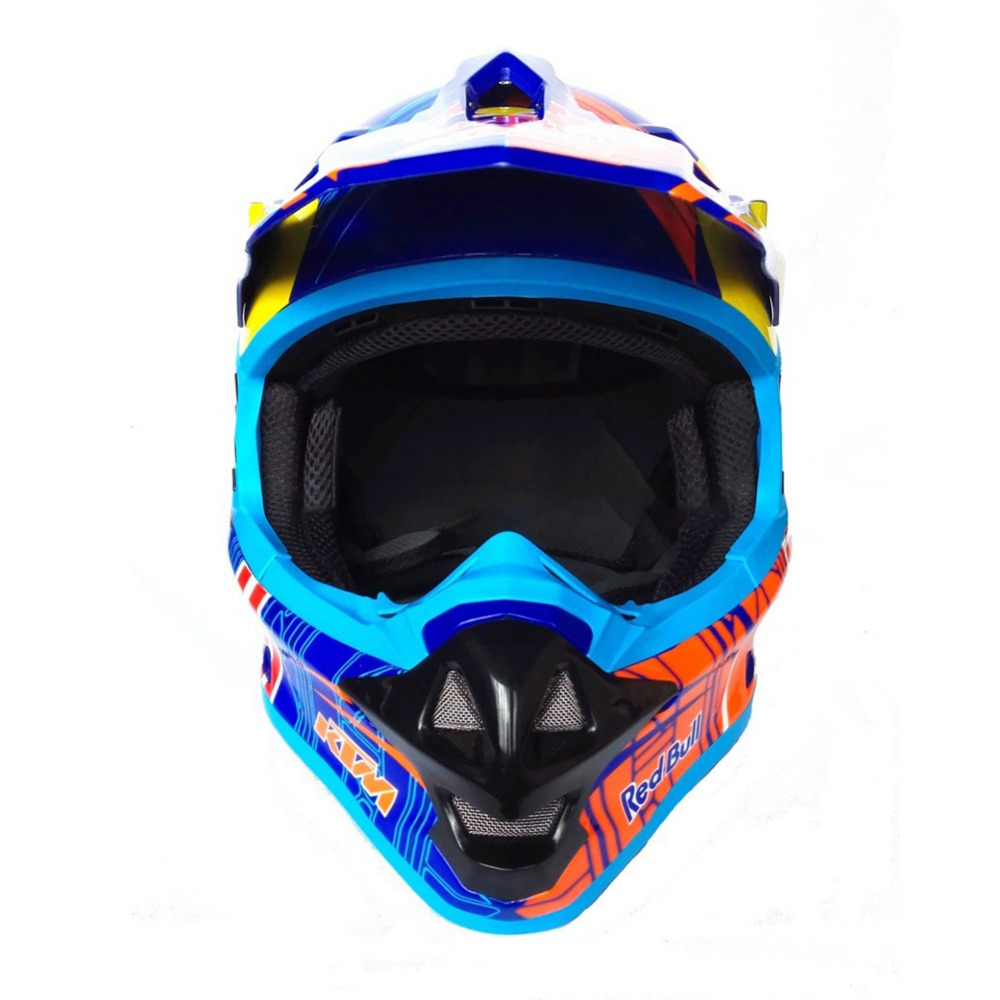 Full Face Motorcycle Off Road Helmet Cross Border For Ktm Riding