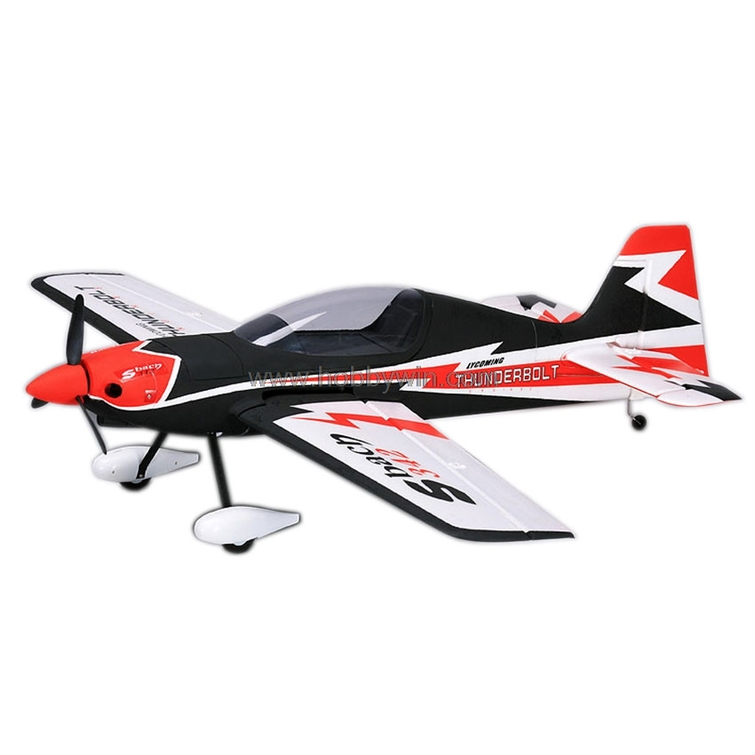 Mini SBACH 342 EPS 680mm PNP without Battery & Radio RC foam Sport Plane Model Scale Airplane ls8 18 sailplane eps 2000mm pnp without battery