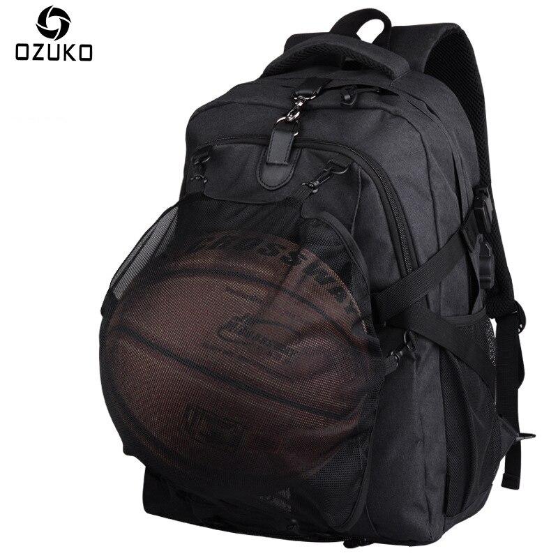 15.6'' Laptop Backpacks Men Women Students School Bag External USB Charge Backpack Teenager Casual Travel Multifunction Mochila все цены