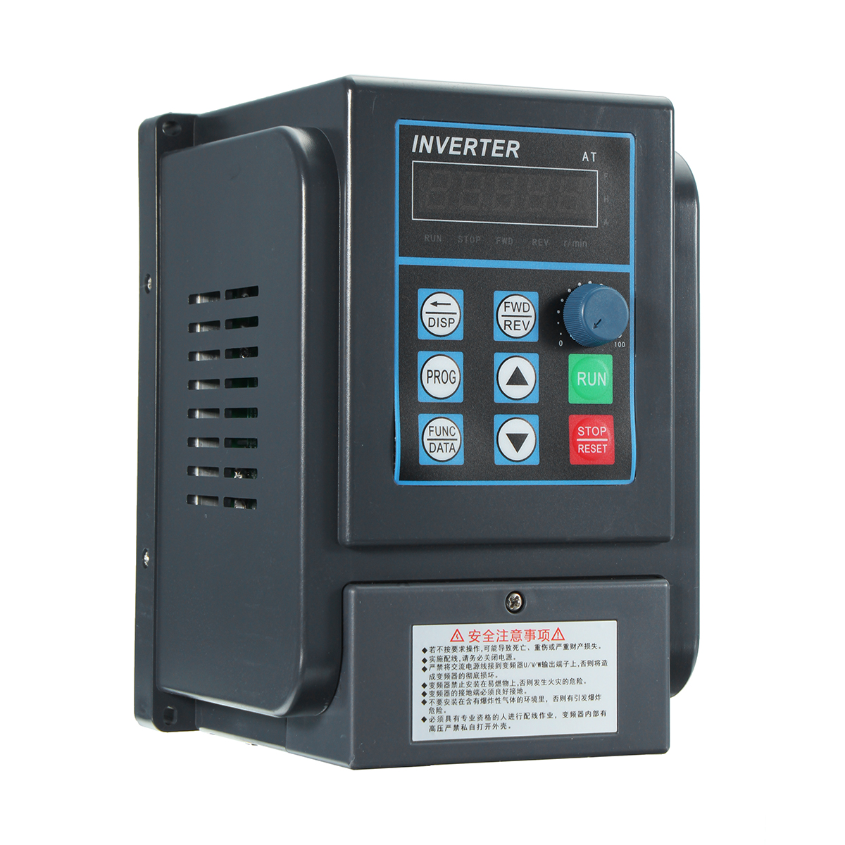 цена на 220V 1.5KW Single Phase input and 380V 3 Phase Output Frequency Converter / Adjustable Speed Drive / Frequency Inverter / VFD