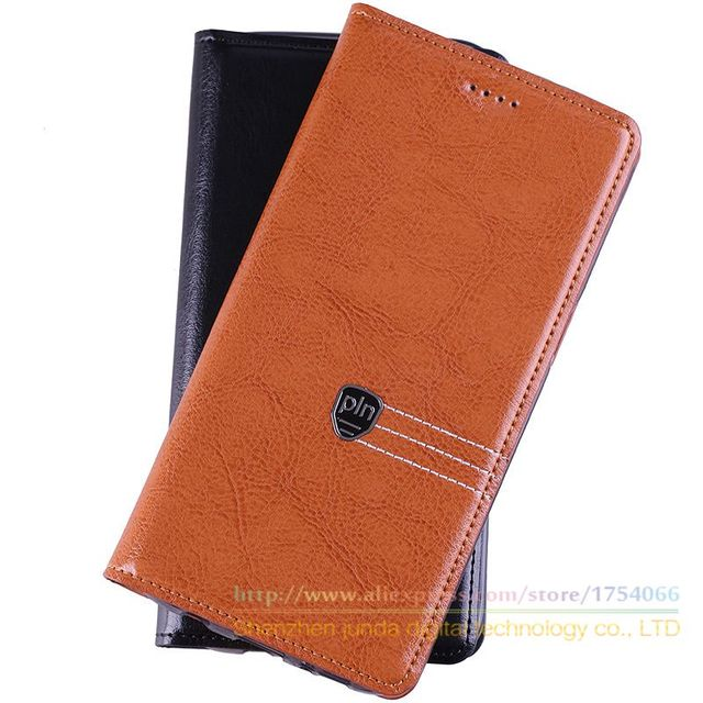 "Top Retro Genuine Leather Magnet Flip Stand Case For Asus PADFONE S / PADFONE X (5.0"") Luxury Phone Leather Cover & 1 Card Slot"