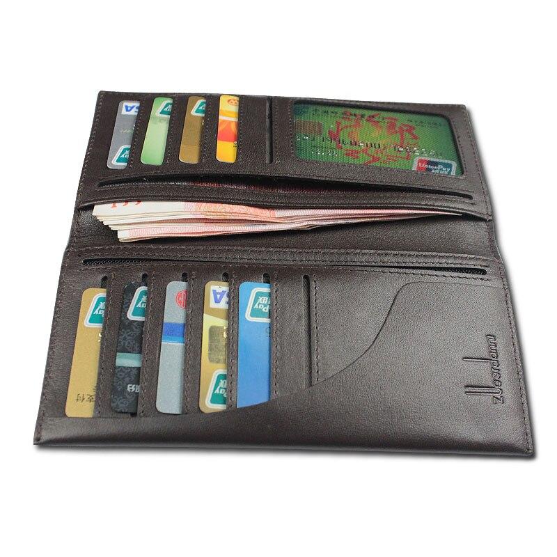 discount long leather Baotou