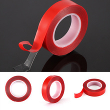 3m Car Double Side Tape Glue Stickers on Car Goods Interior Accessories High Fixed Acrylic Foam Transparent Adhesive Auto Goods