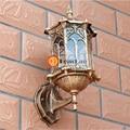 Vintage Estilo Série Lâmpada de Parede Ao Ar Livre Lâmpada de Parede À Prova De Água Série Sentir O Ar Do Vintage Restaurar Antigas Formas