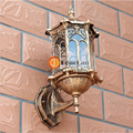 Vintage Style Wall Lamp Series Outdoor Waterproof Wall Lamp  Vintage Series Feel The Air Restoring Ancient Ways