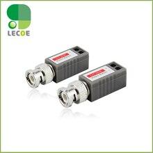 20pcs Passive Video Balun UTP BNC Cat5 Transceiver(1 pair =2pc)UTP Cable Coaxial Adapter for CCTV camera DVR