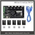 Latest MKS Gen V1.4 control board Mega 2560 R3 motherboard RepRap Ramps1.4 compatible with USB and 5PCS TMC2100