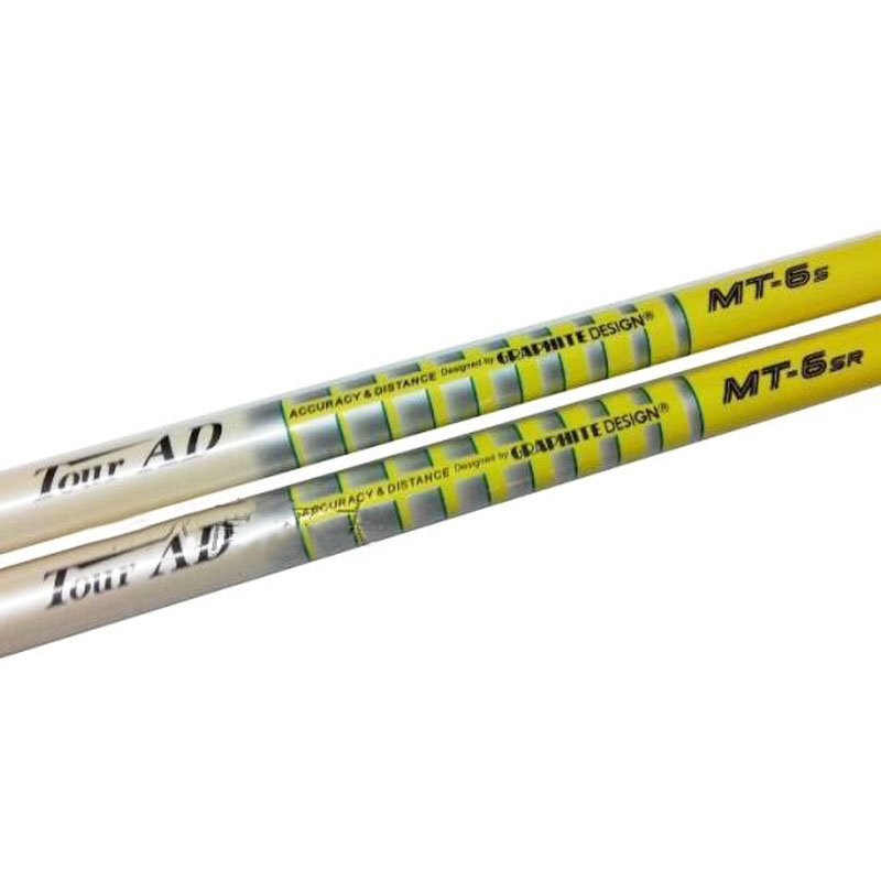 New Golf Clubs shaft MT-6 Graphite Golf shaft Regular or Stiff or SR flex 2pcs/lot  wood clubs shaft Free shipping