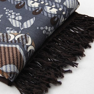 Image 5 - New Winter Scarf for Women Luxury Brand Pashmina Cashmere Poncho Blanket Scarf Wrap Wool Scarf Women Bandana Muslim Hijab Shawl