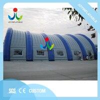 20x15 м надувные события палатка с ПВХ, надувные здания дома, надувные вечерние шатер с огнезащитных