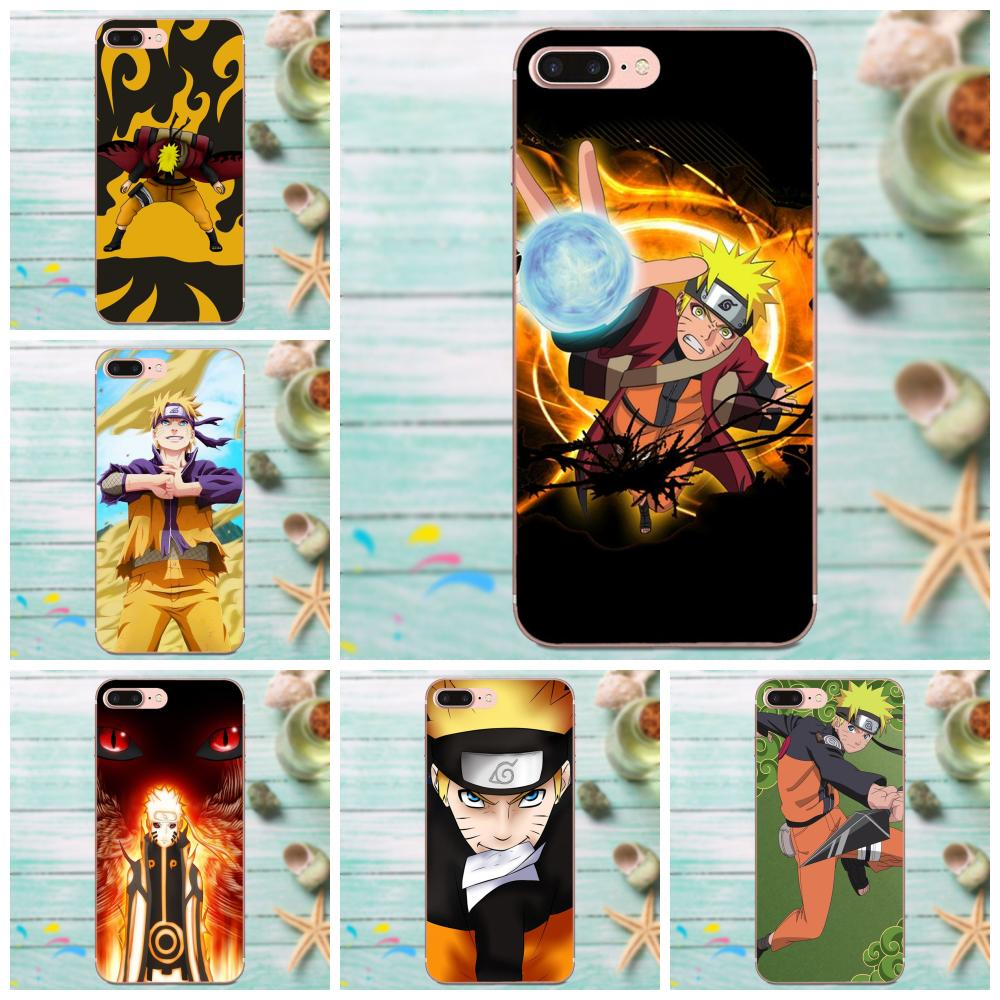 Japanese Anime Uzumaki Naruto Soft TPU Cute Case For Huawei Mate 7 8 9 10 20 P8 P9 P10 P20 P30 Lite Plus Pro 2017