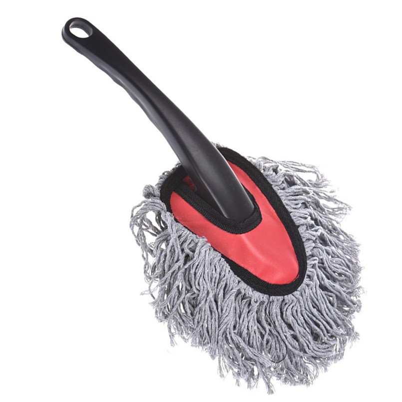 Car accessories 1PC Car Duster Cleaning Brush Tool Wax Mop new arrival 2017