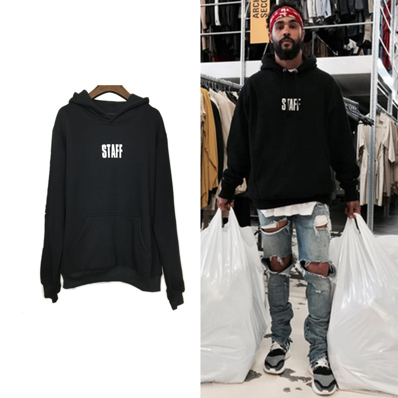High quality New 2017 hip hop streetwear men's ...