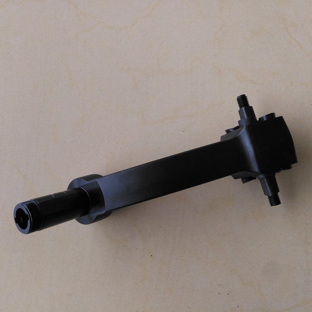 Avant Arbre de Dualtron Électrique Scooter avec swim arm et en caoutchouc bar Suspension Avant
