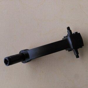 Image 1 - Voorste As Van Dualtron Elektrische Scooter Met Zwemmen Arm En Rubber Bar Voorwielophanging