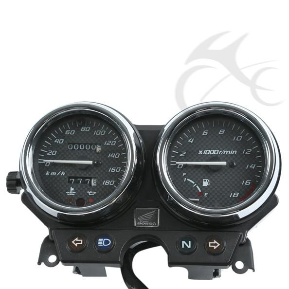 Motorcycle Speedometer Gauge Meter For Honda CB250F Hornet 250 2000-05 02 03 04