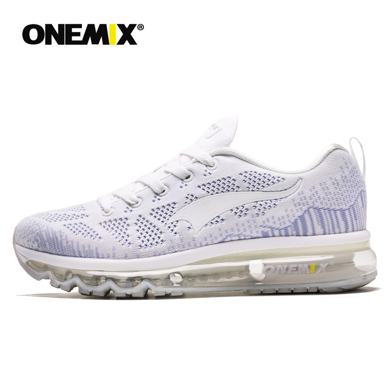 ONEMIX 1118 men running shoes light women sneakers soft breathable mesh Deodorant insole outdoor athletic walking