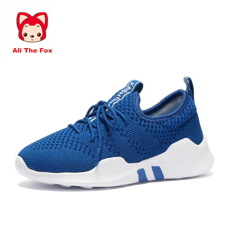 Autumn Kids Mesh Toddler Casual Sneakers For Boy Girl Breathable Sport Shoes