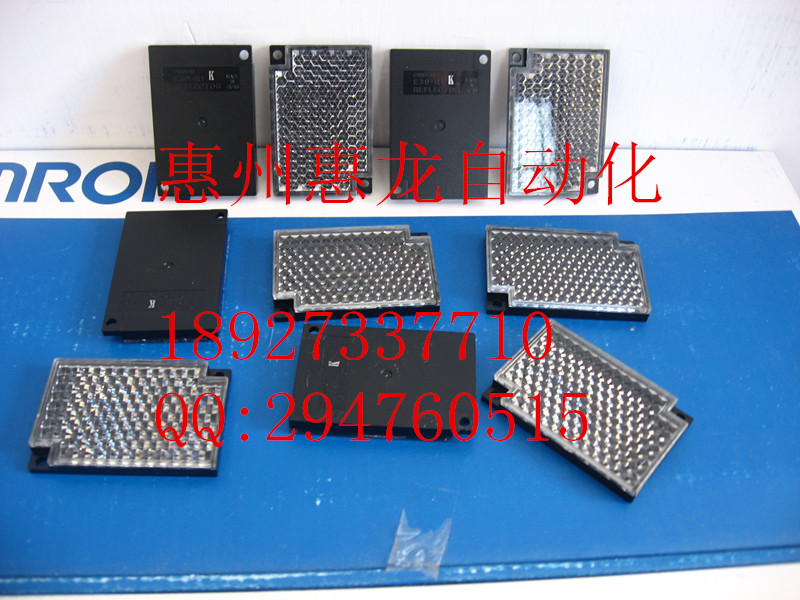 [ZOB] Supply of new original OMRON Omron photoelectric switch reflective panels E39-R1K --2PCS/LOT [zob] supply of new original omron electronic counter h7ec nv voltage output 2pcs lot relay