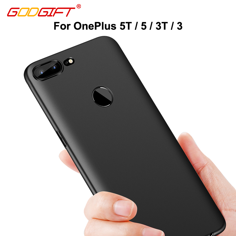 OnePlus 5 Case Silicone Cover Luxury Frosted OnePlus 3T Case Soft Cover For OnePlus 5 / 3 Protection Phone Case Cover