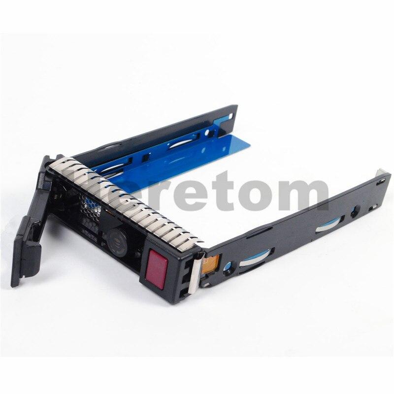 """Heretom 3.5 """"SATA DISQUE DUR SAS/Plateau Caddy pour HP Proliant ML350e ML310e SL250s Gen8 G8 DL388 G8 DL380 DL360 651314-001 Gen9 G9"""