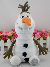 45cm snow snow Romance doll plush toy doll doll treasure Olaf large free shipping