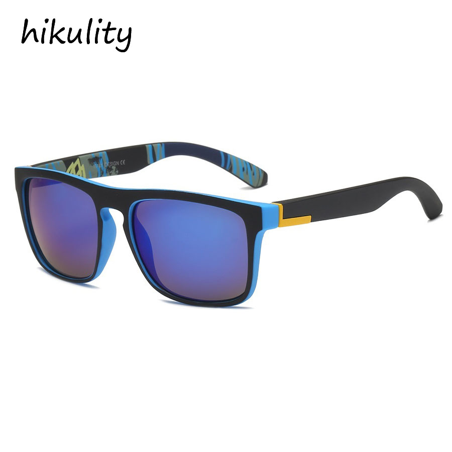 Australia Quick Style Sunglasses Men Driving Glasses Quality is Ok Sun Glasses Male Surfing Fishing Eyewear Men Sunglasses 2018