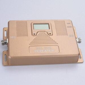 Image 2 - Dual Band 800/900MHz mobil sinyal güçlendirici 2G 4G cep telefonu amplifikatör 2g 4g sinyal tekrarlayıcı sadece güçlendirici + adaptörü ev kullanımı için