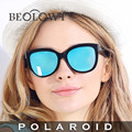 BEOLOWT Brand women's men's UV400 Polarized Sunglasses Driving  Alloy Sun Glasses for women men with Case Box  BL474
