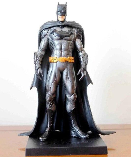 Batman Figure Justice League ARTFX+ Statue X MEN Weapon X Iron Man Bruce Wayne Action Figure Model Collection Toy