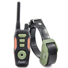 Dog Shock Collar Remote 600M Training Collar Beep/Vibra/Shock Electric Waterproof And Rechargeable цены онлайн