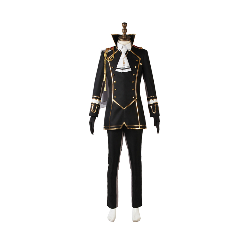 IDOLiSH7 TRIGGER Diamond fusion Yaotome Gaku Cosplay Carnaval Costume New Years Christmas Costume